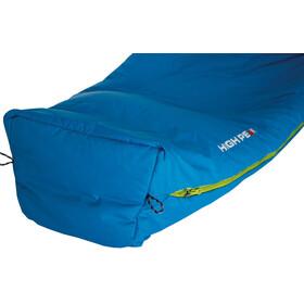 High Peak Hyperion 1 Sleeping Bag M Blue/Green